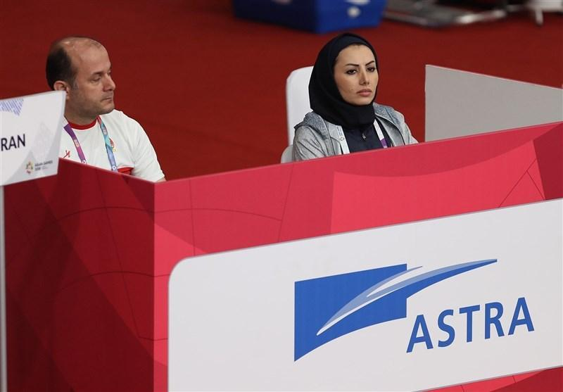 کمرانی: بهترین ترکیب برای تکواندو قهرمانی آسیا انتخاب شده است، امیدواریم یک پله بالاتر برویم
