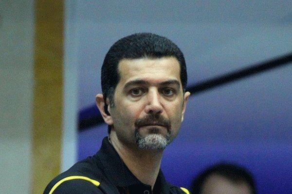 عطایی: استرس روی ملی پوشان والیبال اثر منفی گذاشته بود