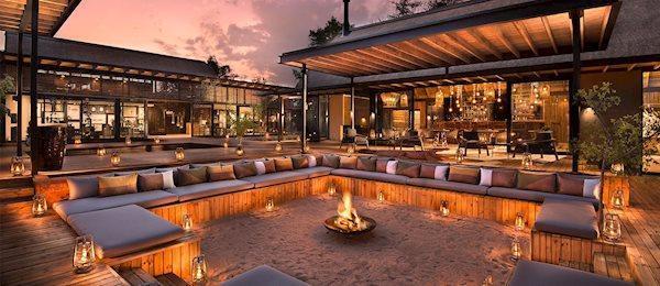 معرفی هتل هایی در جهان که اتاق های روباز دارند
