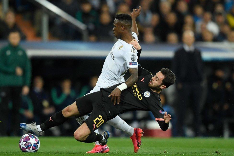 رئال مادرید 1-2 منچسترسیتی؛ برنابئوی خوش یمن برای پپ