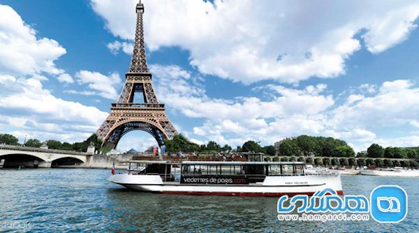 سفر آبی در رود سن و موزه رودین در تور اروپا فرانسه