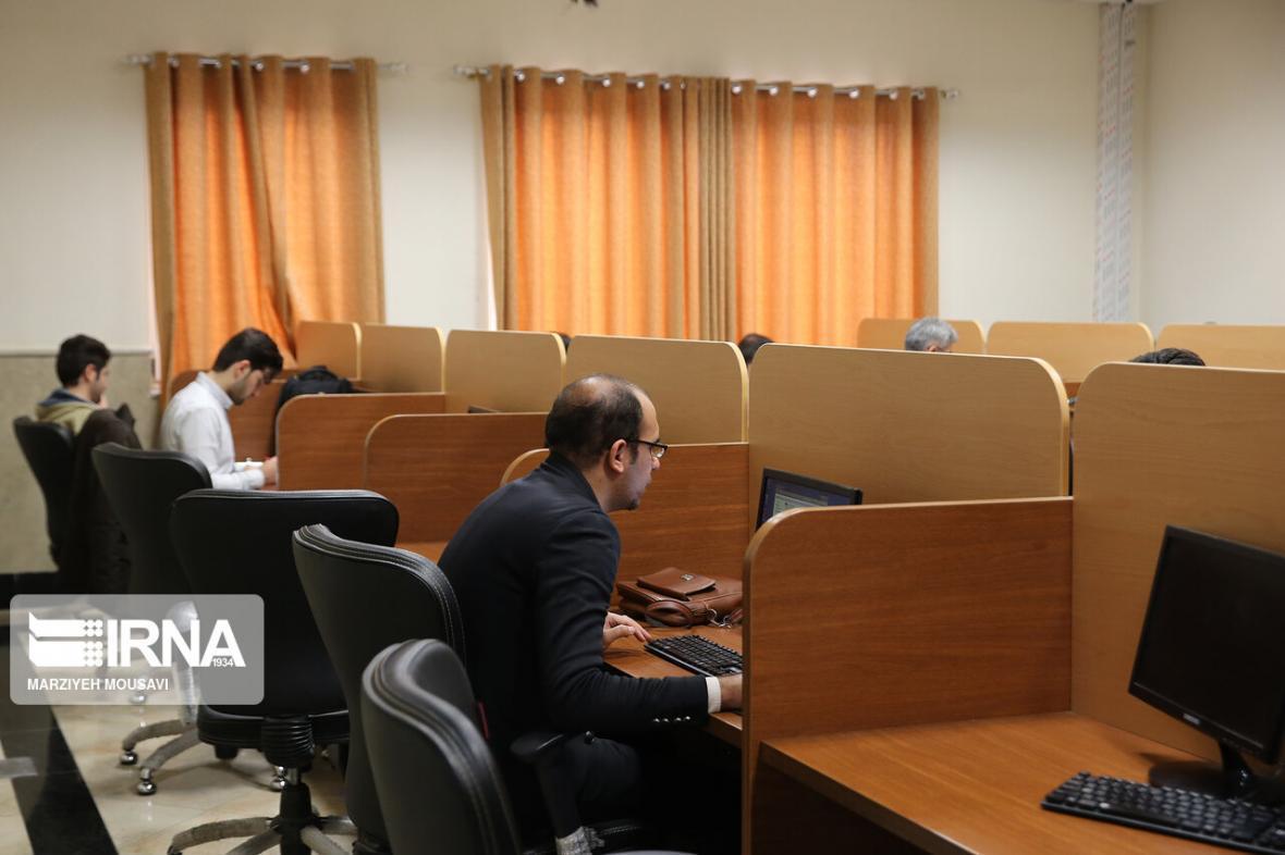 خبرنگاران برگزاری بیش از هزار کلاس آموزش مجازی برای 70 درصد دانشجویان