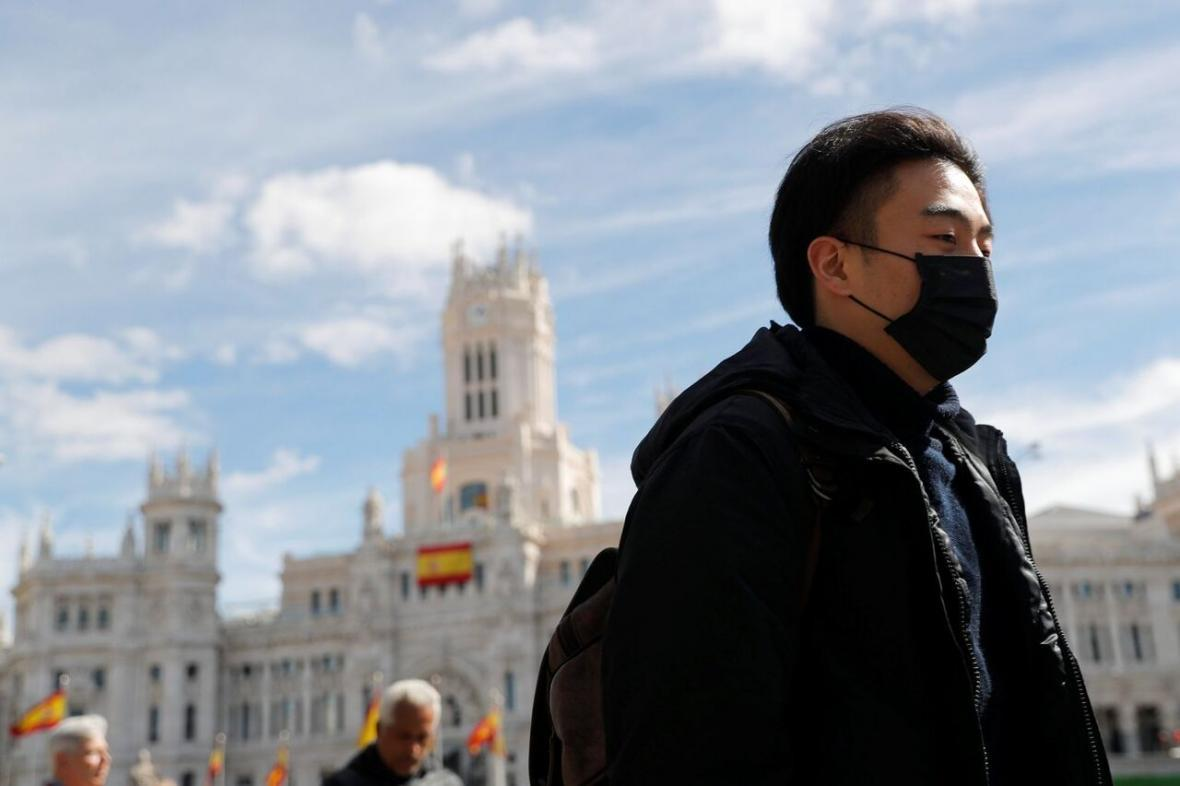 افزایش قربانیان کرونا در اسپانیا