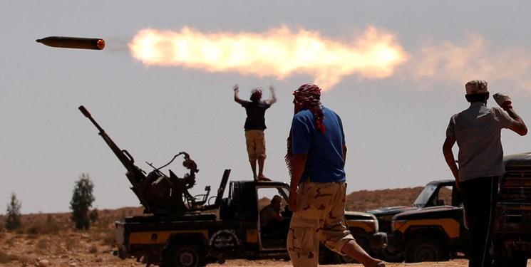 شهر صرمان به طور کامل به دست دولت وفاق ملی لیبی افتاد