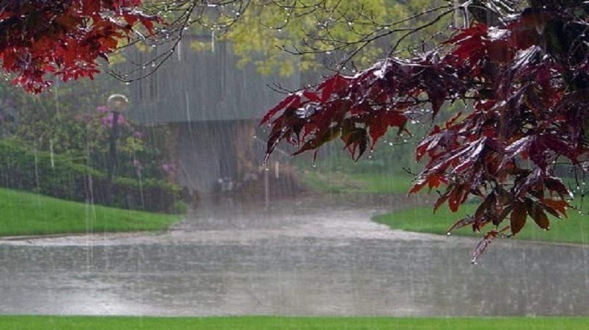 بارش باران خراسان رضوی را فرا می گیرد