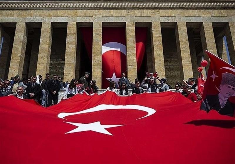 گزارش، محافظه کاران ملی گرا در صد سالگی مجلس ترکیه