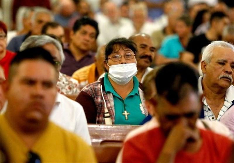 کرونا در آمریکای لاتین، شمار جانباختگان در مکزیک به 686 نفر رسید