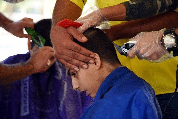 کرونا، شرایط معیشتی آرایشگران مردانه قزوین را بحرانی کرد