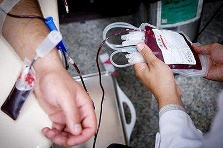 اهدای خون باعث انتقال کرونا نمی شود