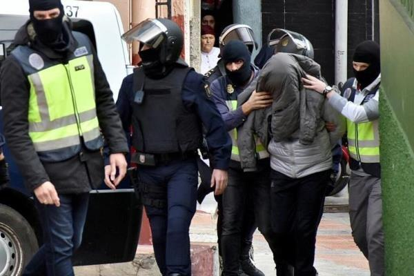 تروریست خطرناک داعشی در اسپانیا بازداشت شد