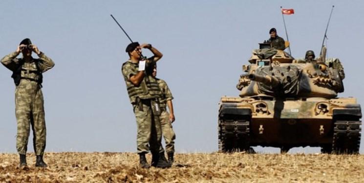 درگیری ارتش ترکیه با عناصر پ ک ک در شمال عراق