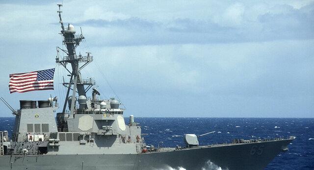 کرونا به 26 کشتی نیروی دریایی آمریکا سرایت کرد