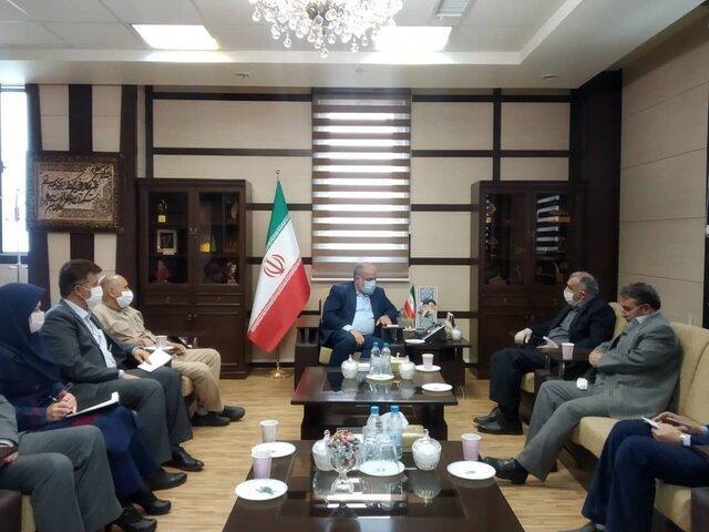 تاکید استاندار بر تقویت روابط استان سیستان و بلوچستان با افغانستان