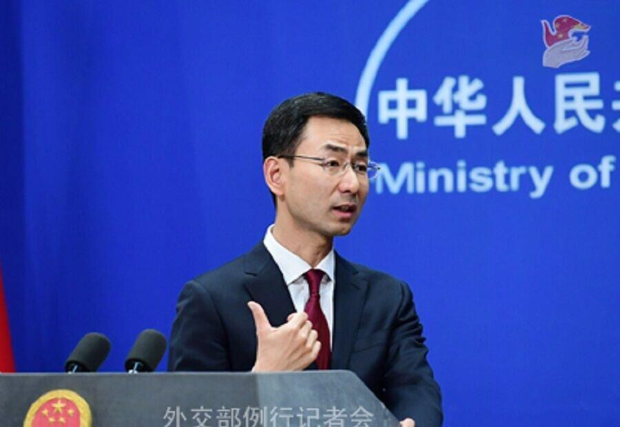 چین به ادعای آمریکا پاسخ داد