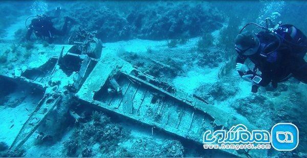 اسرار کشتی دوهزاره ساله در اعماق مدیترانه
