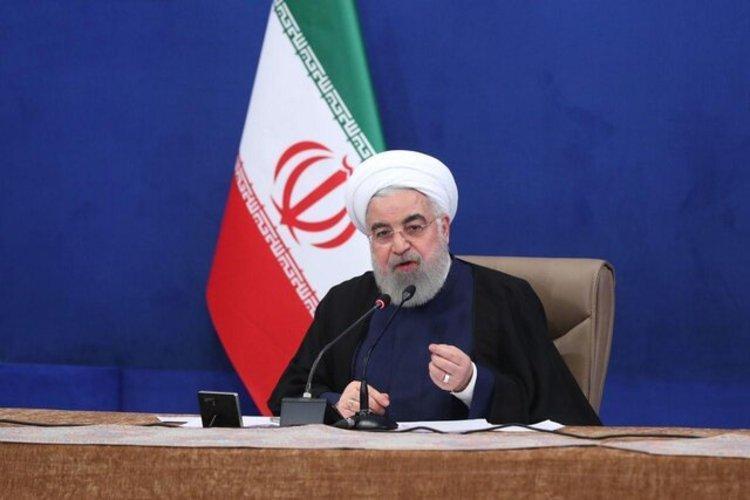 روحانی: 83 درصد مردم اصول بهداشتی را رعایت کرده اند