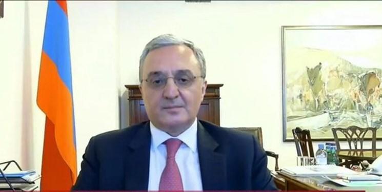 وزیر خارجه ارمنستان: جنگ راه چاره برطرف مسائل نیست