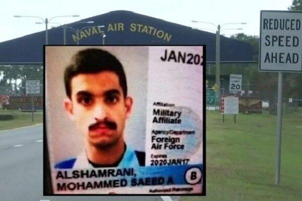 افسر سعودی عامل تیراندازی در آمریکا مرتبط با القاعده بوده است