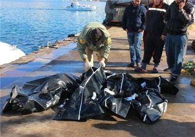 غرق شدن دست کم 35 مهاجر در 2 حادثه نزدیک سواحل ترکیه