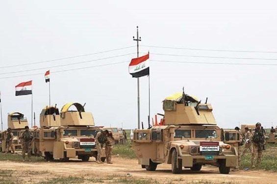 تغییرات در رده فرماندهی نهاد های نظامی عراق برای تقویت مبارزه با تروریسم