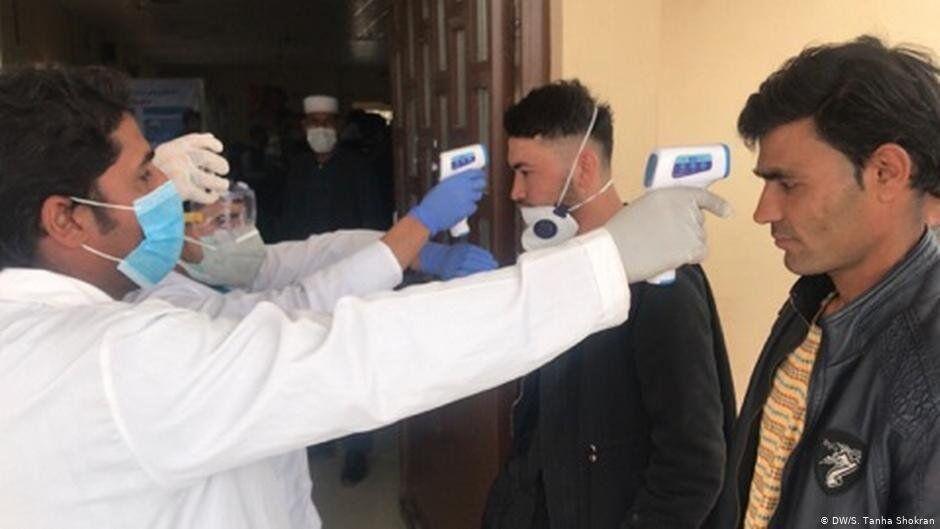 کرونا در افغانستان ،ویروس از کنترل خارج شده