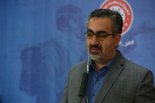 شناسایی سه هزار و 574 بیمار جدید کرونا ، سه استان در شرایط هشدار