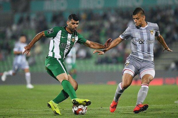 باخت ریوآوه در هفته بیست و پنجم لیگ پرتغال، گل طارمی سوخت