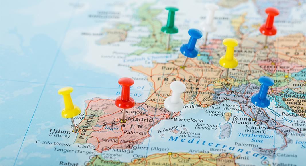 برطرف محدودیت سفر به اتحادیه اروپا