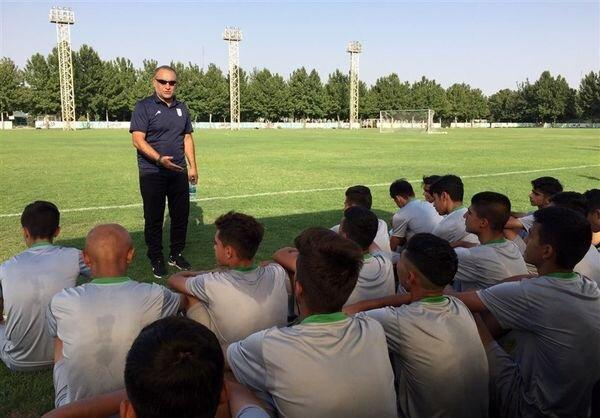 حسین عبدی: کره شمالی سخت ترین حریف تیم فوتبال نوجوانان ایران است