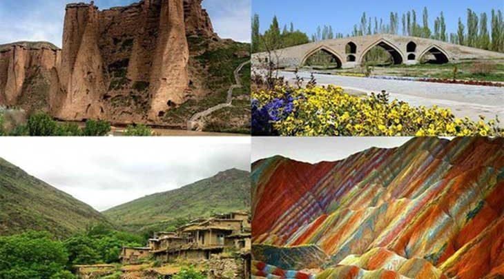 لغو تورهای گردشگری در زنجان به دلیل شیوع دوباره کرونا