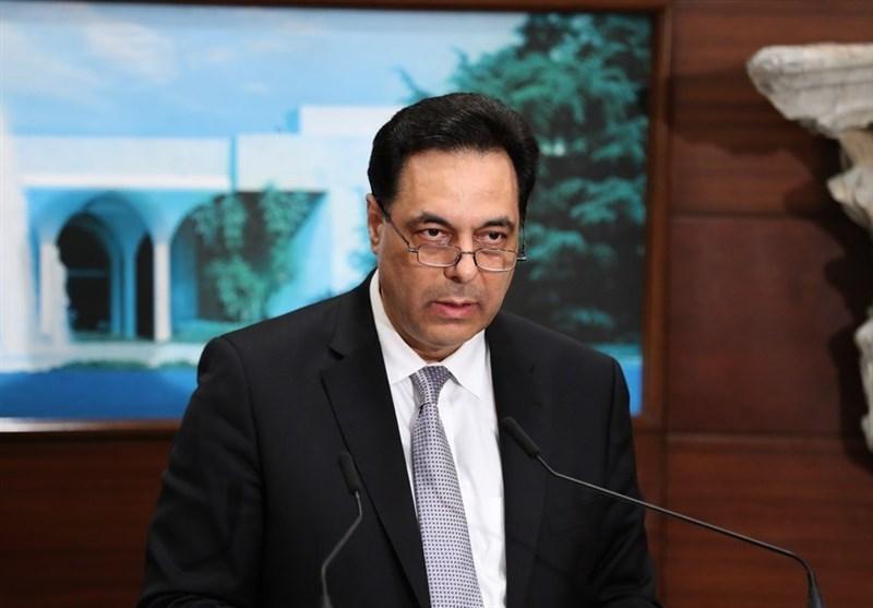 نخست وزیر لبنان: بازی دلار کاملا مشخص است، حمایت از مفسدان را برنمی تابیم