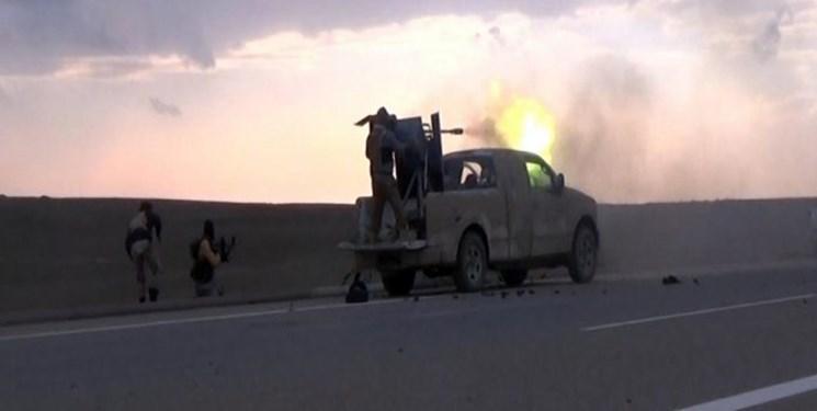 افزایش حملات داعش در مناطق حضور ائتلاف بین المللی در مرزهای عراق و سوریه