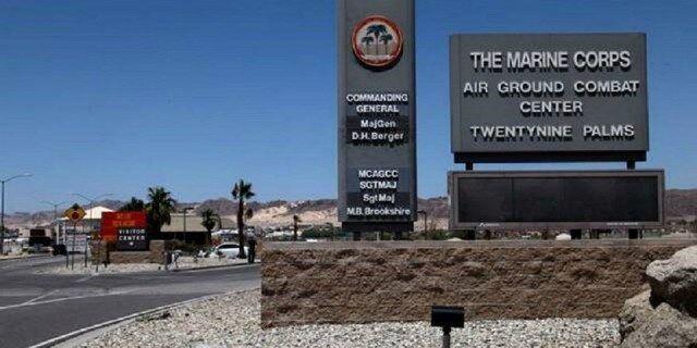 خبرنگاران تیراندازی در پایگاه دریایی آمریکا در کالیفرنیا