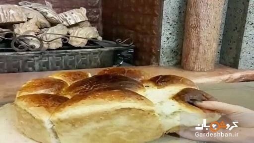 نان شیر ژاپنی + طرز تهیه