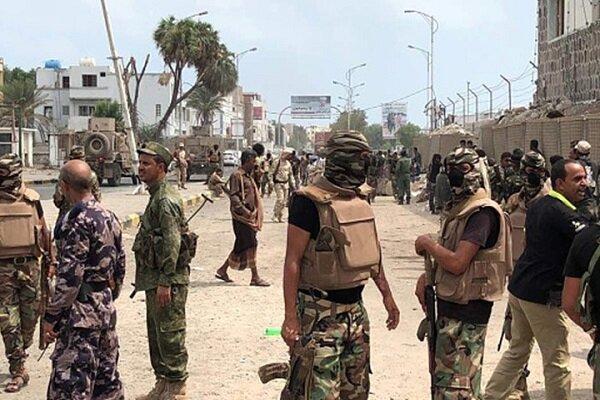 عناصر وابسته به عربستان و امارات به جان هم افتادند