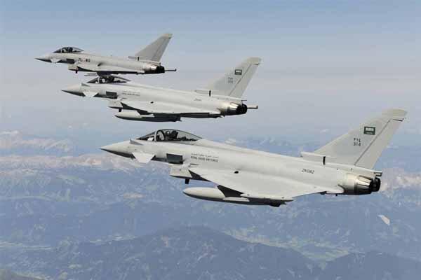 جنگنده های سعودی صنعا و الحدیده را بمباران کردند