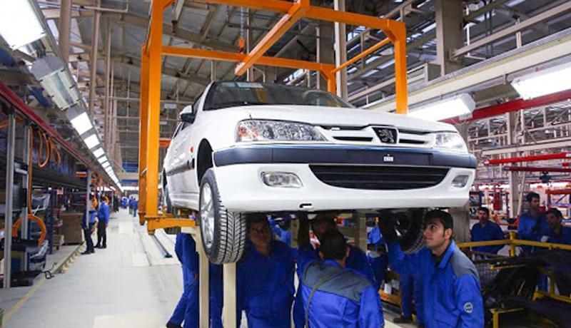 اعلام آمار تولید خودرو در 5 ماهه سال 99