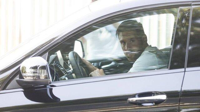 مسی در تمرینات بارسلونا شرکت نمی کند