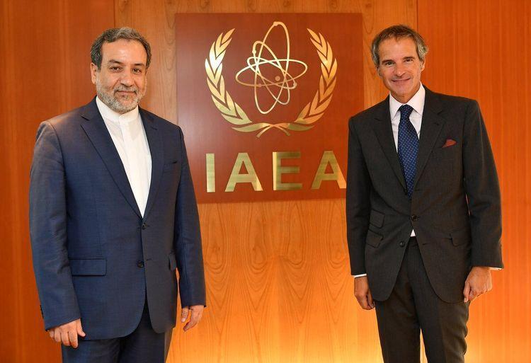 جزییات ملاقات عراقچی با مدیرکل آژانس بین المللی اتمی