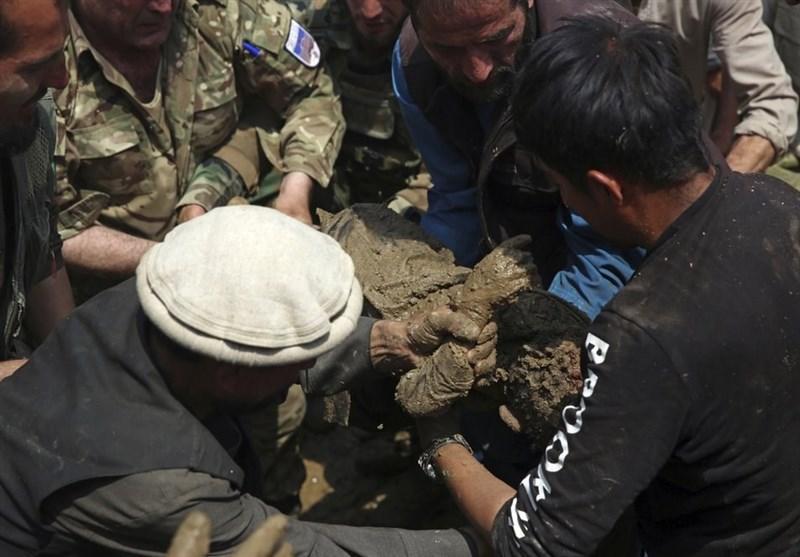 افزایش تلفات و خسارات سیل در افغانستان، دستکم 350 نفر کشته و زخمی شدند