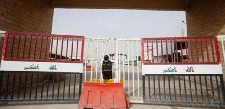 عراق: تمامی گذرگاه های مرزی با ایران برای زائران اربعینی بسته است