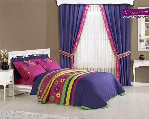 چگونه پرده اتاق خواب خود را انتخاب کنیم؟