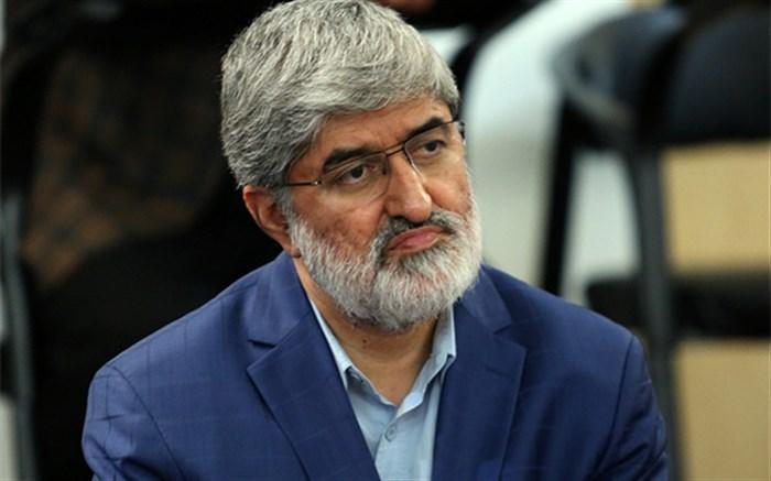 واکنش علی مطهری به اهانت ها علیه رئیس جمهوری