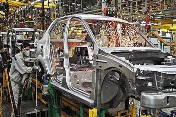 صنعت خودروسازی به قطعات ایرانی مجهز می شوند