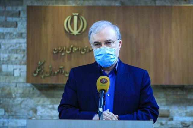 وزیر بهداشت به ارومیه رفت