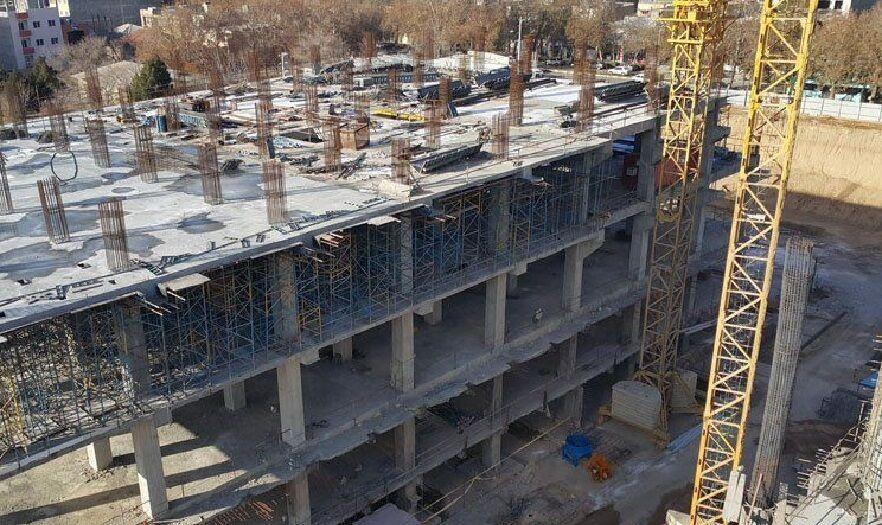 خبرنگاران برخی پروژه های بجنورد، نظارت نظام مهندسی ساختمان را ندارد