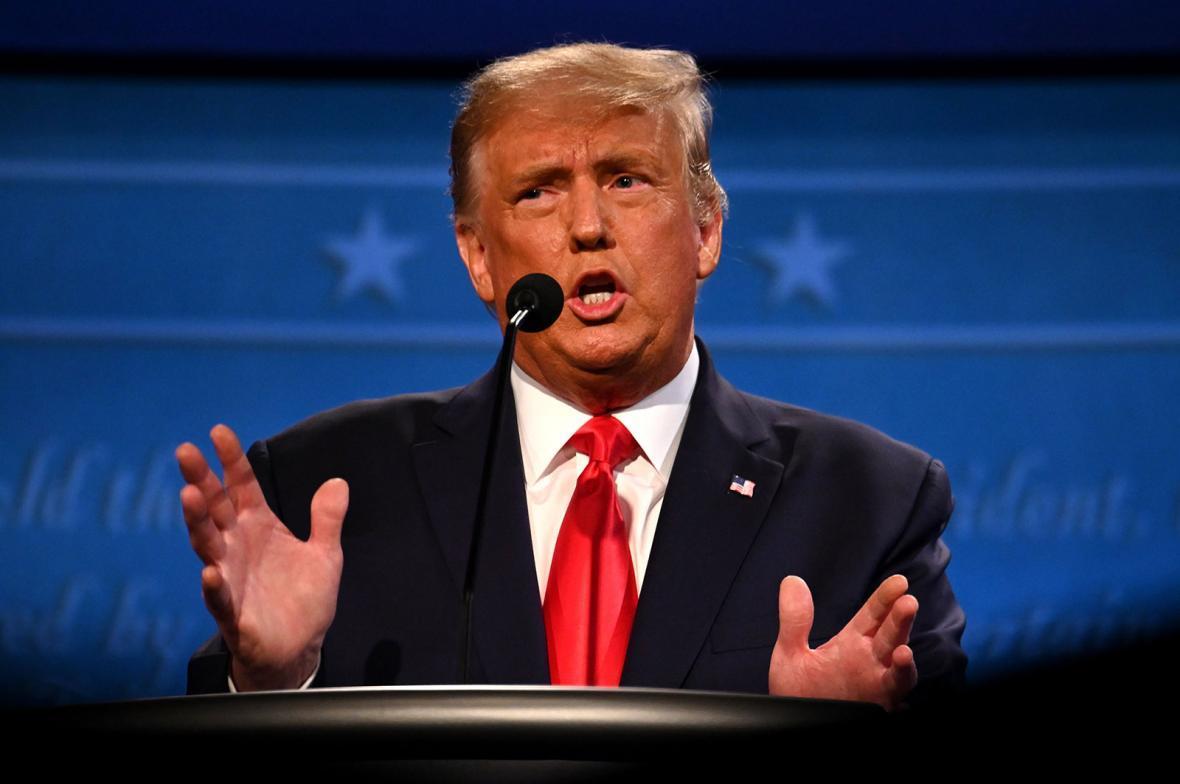 جنجال توئیتری دوباره ترامپ