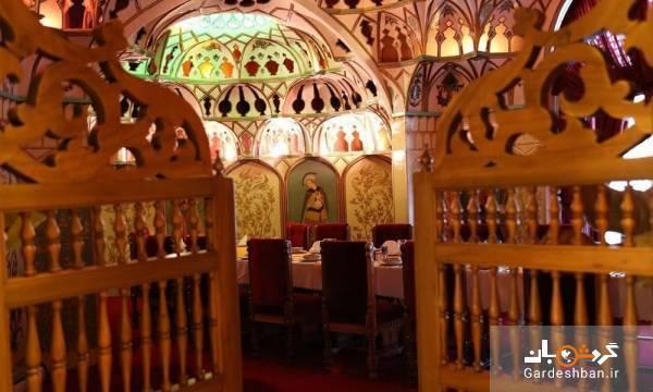 آشنایی با امکانات هتل عباسی اصفهان