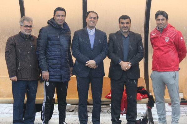 حمایت مدیرعامل شرکت فولاد خوزستان از سعید آذری