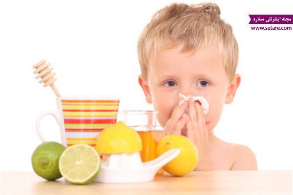 درمان خانگی سرماخوردگی با داروهای گیاهی